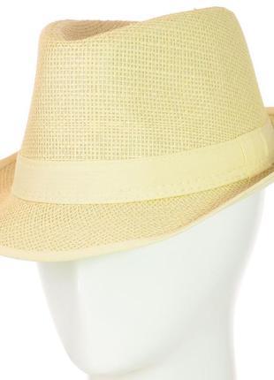 Шляпы челентанки из соломки