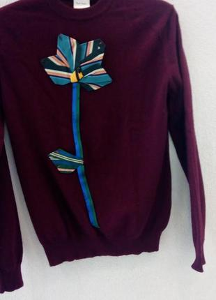 Кашеміровий светр paul swith