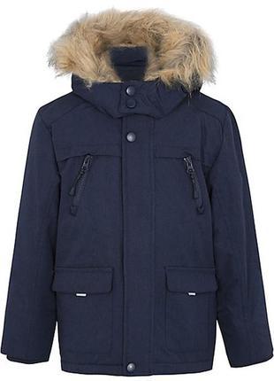 Теплая куртка парка от george