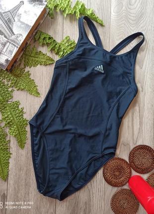 Суцільний купальник, здельный, adidas