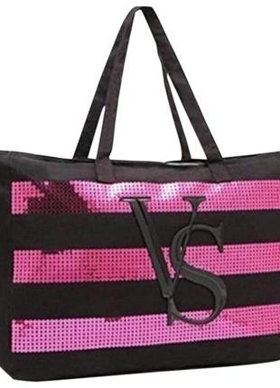 Новая сумка шоппер оригинал от victoria secret