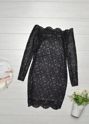 Красиве ажурне плаття h&m.