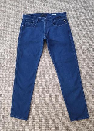 Replay anbass джинсы skinny оригинал (w36 l32)