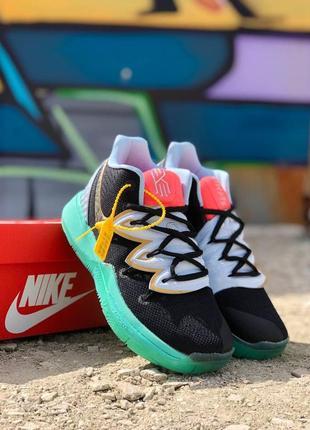 Nike kyrie 5 женские кроссовки наложка