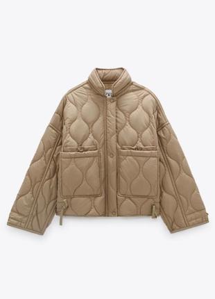 Мега стильная куртка от zara