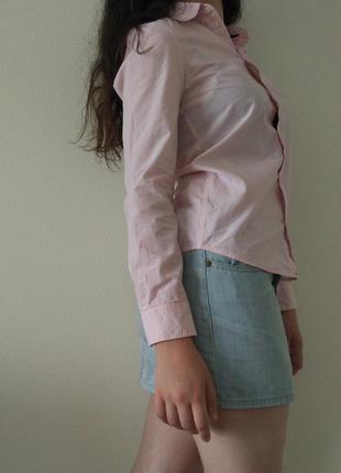 Блуза/ рубашка/ сорочка p.s-m, на рост 158
