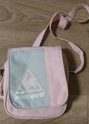 Le coq sportif сумка бананка