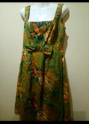 🌺 🌿 🍃 платье натуральная ткань 🌺 🌿 🍃
