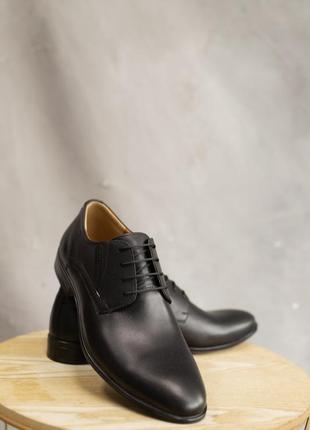 В наличии натуральная кожа! классические мужские туфли