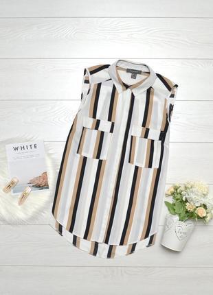 Стильна блуза в полоску primark.