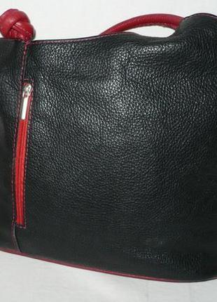 Genuine leather италия мягкий кожаный рюкзак сумка трансформер шкіряна сумка