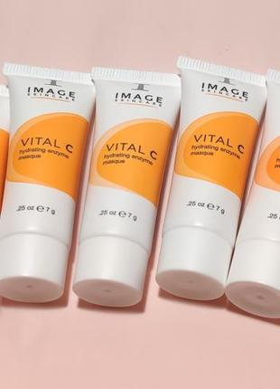 Ензимна маска image skincare vital c hydrating enzyme masque