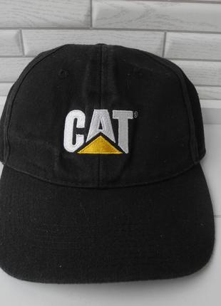 Кепка бейсболка cat caterpillar ( usa style )