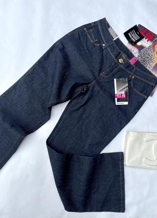 Новые качественные джинсы дорогого бренда bootcut uk 14