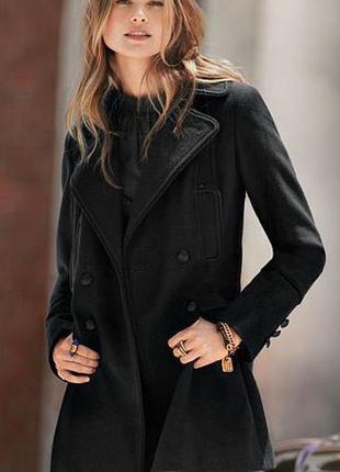 Пальто от victoria's secret размер s {usa 6}