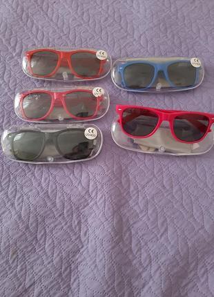 Сонцезпхисні окуляри