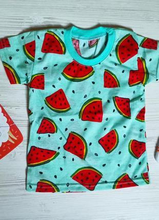 Яркая, стильная футболка на девочку🌟 футболка стильный принт на девочку💕