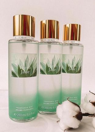 Victoria's secret mist парфюмированный спрей. fresh jade