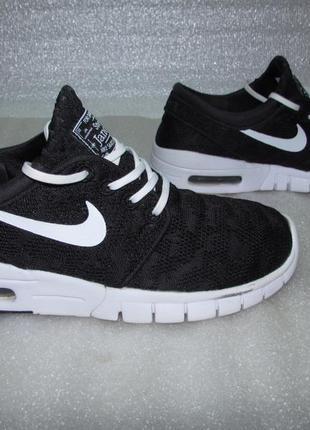 Nike air ~stefan janoski ~ невесомые кроссовки р 36,5 / 23,5 см