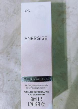 Парфюмированная вода energise, женский парфюм