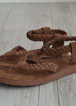 Сандали (босоножки) teva original sandal suede braid, (р. 36, 37)
