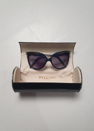 Дизайнерские солнцезащитные  очки bvlgari