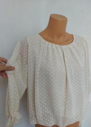 Воздушная блуза.