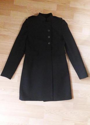 Демисезонное пальто zara