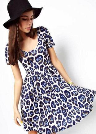 Классное стильное платье asos