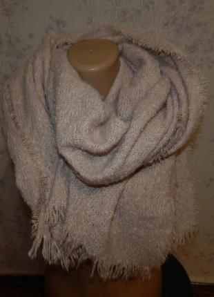 Atmosphere шарф тёплый стильный модный