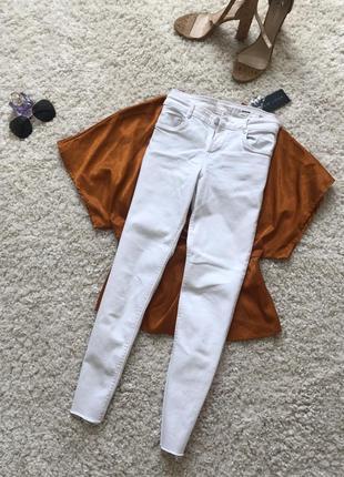 Крутые джинсы скини zara