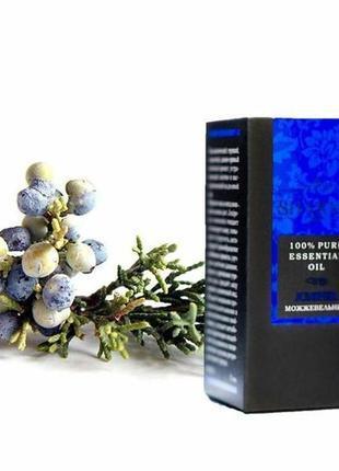Натуральное эфирное масло sharme essential можжевельник