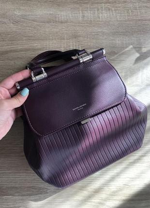 Рюкзак david jones новый