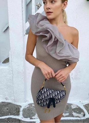 Невероятное платье zara