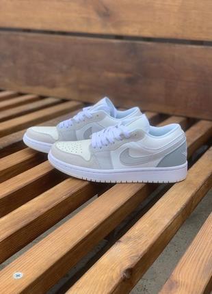 Nike jordan low, женские кроссовки весна-осень найк джордан
