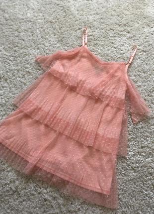 Красивый сарафан,платье