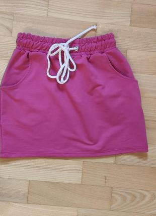Спортивная юбка3 фото