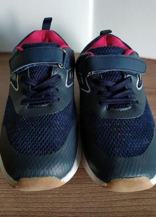 Кроссовки 34 размер 22,0см стелька2 фото