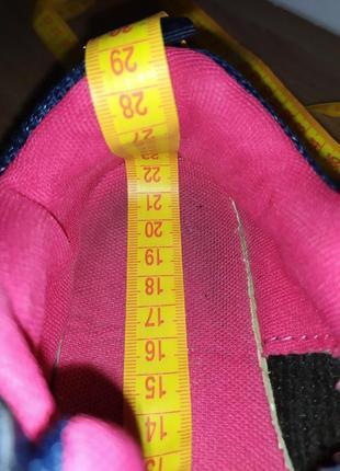 Кроссовки 34 размер 22,0см стелька6 фото