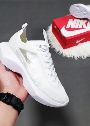 Женские кроссовки nike vista lite white белые