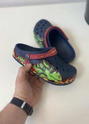 Шлепанцы crocs kids