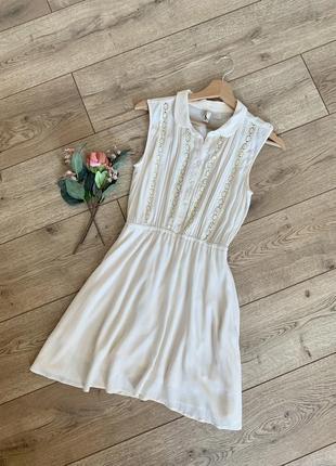 H&m нежное платье,состояние нового,акция 200 грн