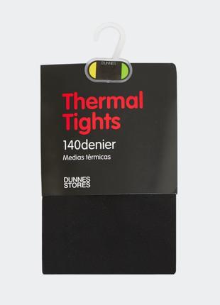 Классные термоколготки плотностью 140 ден от dunnes на 12-13лет из англии