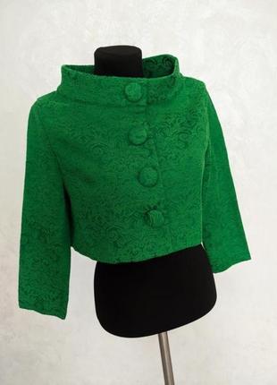 Жакет lindy bop ретро стиль винтажный пиджак