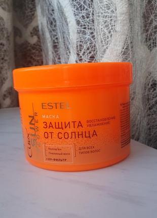 Маска для волос estel professional