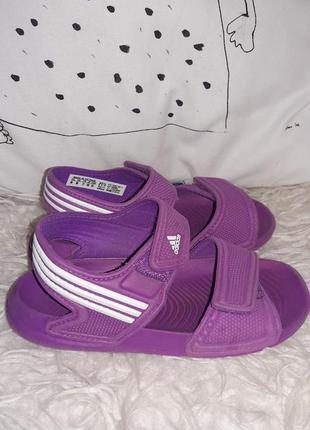 Крутые , удобные сандалии adidas