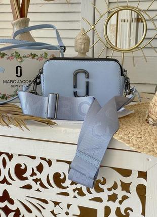 Женская кожаная сумочка marc jacobs