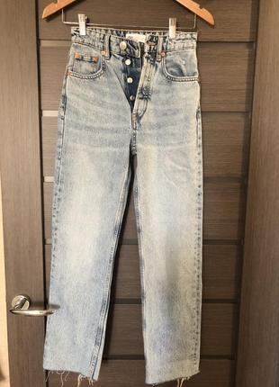 Самые идеальные джинсы zara