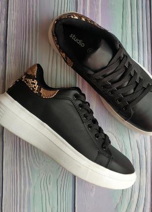 Стильные кроссовки в стиле mcqueen🐍🐍🐍