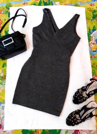 Платье вечернее нарядное короткое блестящее обмен